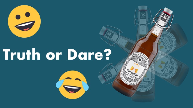 Truth or dare with a bottle